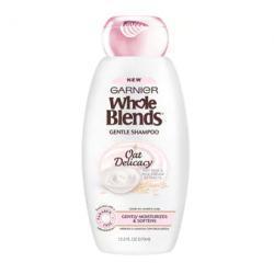 Garnier Whole Blends Gentle Shampoo Oat Delicacy For Sensitive Scalp