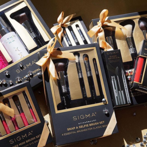 Up To 60% Off Sale + Extra 30% Off Sitewide @ Sigma Beauty