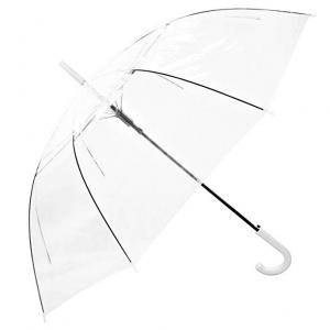 Kung Fu Smith Clear Rain Umbrella