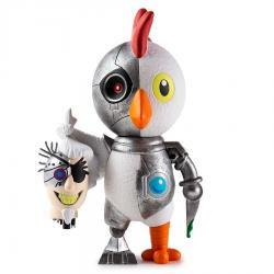 ADULT SWIM ROBOT CHICKEN VINYL ART FIGURE BY KIDROBOT