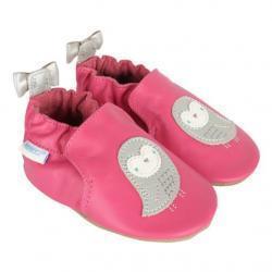 Bird Buddies Baby Shoes, Soft Soles