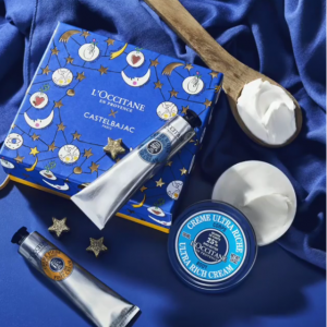 FREE Hand Cream With Any Purchase + FS @ L'Occitane