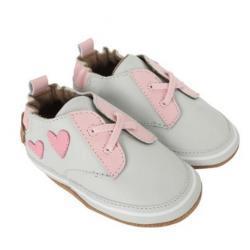 Heartbreaker Baby Shoes, Soft Soles