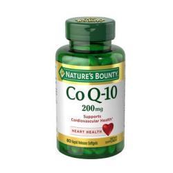 Nature's Bounty Co Q-10 Softgels 200mg 80 count