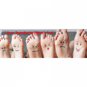 7 Home Remedies for Athlete's Foot and 7 Prevention Tips