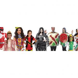 Top Picks -- Halloween Costumes 2018