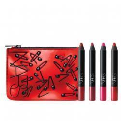 NARS Riot Four-Piece Velvet Matte Lip Pencil Set
