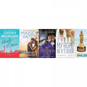 Top 8 RITA Award Books on My List