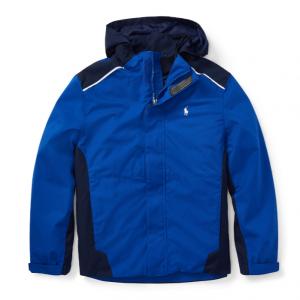 Ralph Lauren Childrenswear Twill 3-in-1 Jacket, Size S-L