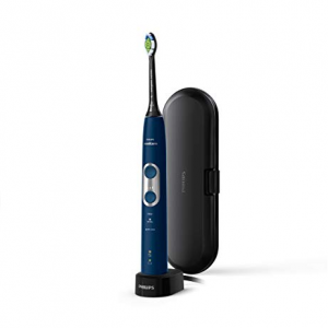 Philips Sonicare Protective Clean 6100 Hx6871/49, Navy Blue