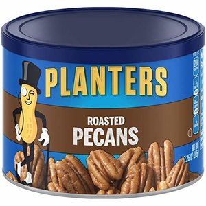 $4.02 Planters Pecans, Roasted Salted 7.25 Ounce @ Amazon.com
