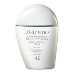 Shiseido Urban Environment Oil-Free UV Protector SPF 42/1 oz.