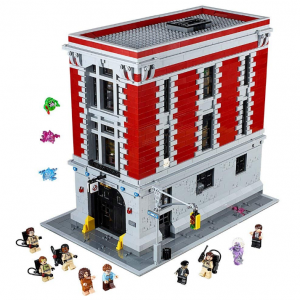 $60 off LEGO Ghostbusters 75827 Firehouse Headquarters Building Kit @ Amazon
