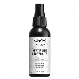 NYX Professional Makeup Make Up Setting Spray Dewy Finish, 2.03 Fl Oz