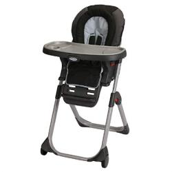 Graco DuoDiner LX Baby Highchair, Metropolis