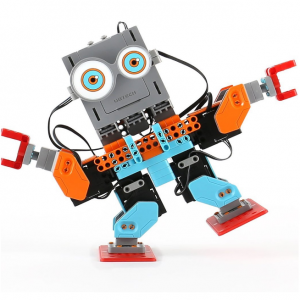 UBTECH JIMU Robot BuzzBot & MuttBot App-Enabled STEM Learning Kit (264 pcs)