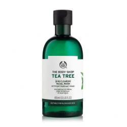 Tea Tree Skin Clearing Facial Wash 2fl oz.