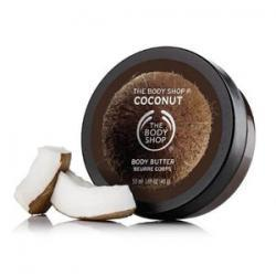 Coconut Body Butter 1.69 ounce