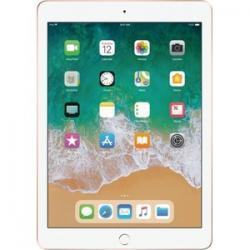Apple - iPad (Latest Model) with Wi-Fi - 128GB gold
