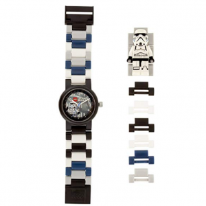 LEGO Watches and Clocks Automatic Plastic Casual Watch, Color:Black (Model: 8021025)
