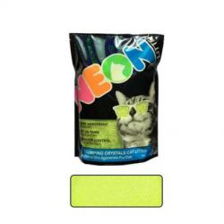 NEON Cat Litter Green