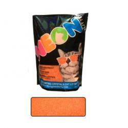 NEON Cat Litter Orange