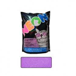 NEON Cat Litter Purple