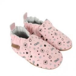 GirlyGirl Baby Shoes, Soft Soles