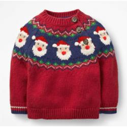 Mini Boden FAIR ISLE SWEATER