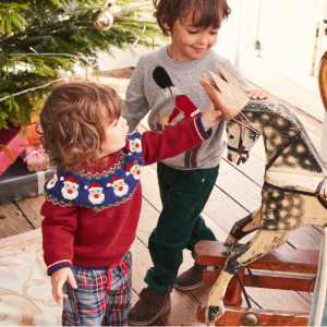 30% off kids clothing @ Mini Boden