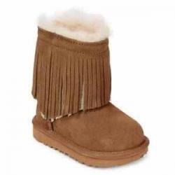 Ugg Toddler's & Kid's Sheepskin Boots