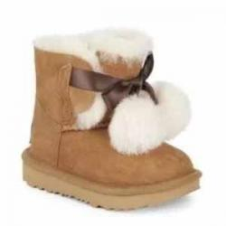 Ugg Kid's Gita Shearling Boots