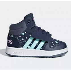 INFANTS ESSENTIALS HOOPS 2.0 MID SHOES