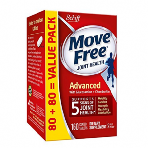 Move Free Advanced, 160 tablets