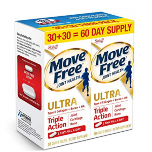 Move Free Ultra Triple Action, 60ct (2x30ct Twin Pack)