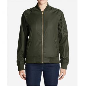 Women's Winslow Fleece-lined Bomber Jacket