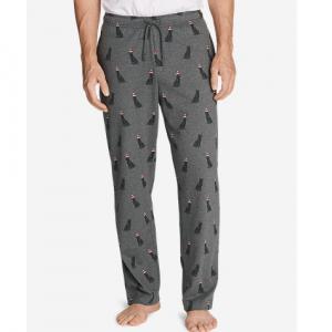 Men's Legend Wash Jersey Sleep Pants - Print