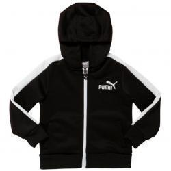 French Terry Zip-Up Infant Hoodie