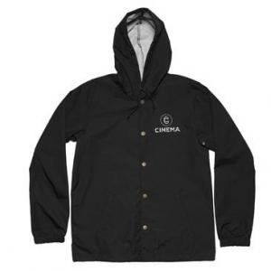 Cinema Reflective Coaches Jacket - Black