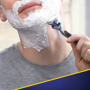 Up to 55% off Men's Personal Care - Gillette's Top Razors & Shavers @ Walmart
