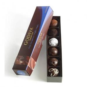 $11.90 Godiva Chocolatier Assorted Dark Decadence Truffle Flight, 6 Count @ Amazon.com