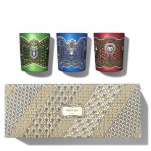 Diptyque Légende du Nord 3-Candle Gift Set