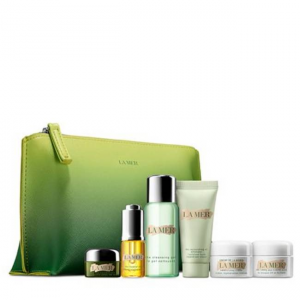 La Mer The Glowing Essentials Collection Gift Set