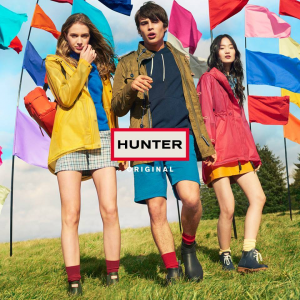 Up to 55% off + FS on Women's sale @ Hunter