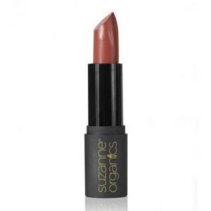 SUZANNE Organics Sheer Satin Lipstick