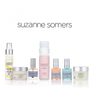 Suzanne Somers Cyber Week Sale on Skincare, Makeup and Weight Loss