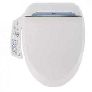 Bio Bidet Ultimate BB-600 Advanced Bidet Toilet Seat, Elongated White