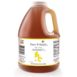 $12.48 for Pure 'N Simple Honey, 80 OZ @ Walmart