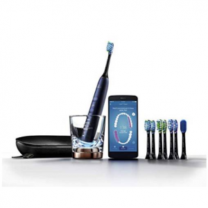 $204.99 For Philips Sonicare DiamondClean Smart Electric Toothbrush 9700 @ Amazon
