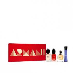Giorgio Armani Women's Luxury Miniatures Gift Set